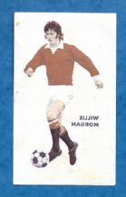 Manchester United Willie Morgan Scotland (TRS)